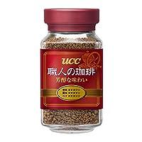 UCC 悠诗诗 大师速溶咖啡粉90g(日本进口)