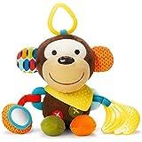SKIP HOP Bandana伙伴,软质活动玩具,猴子