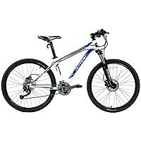 福特Ford折叠山地车 27速变速铝合金山地自行车26寸男女成人单车MDA673