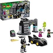 LEGO 乐高 DUPLO 得宝系列 蝙蝠侠的秘密基地 玩具 10919
