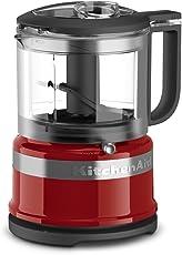 KitchenAid KFC3516ER 3.5 Cup Mini Food Processor - Empire Red,