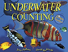"""""""Underwater Counting: Even Numbers (Jerry Pallotta's Counting Books) (English Edition)"""",作者:[Pallotta, Jerry]"""