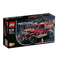 【NEW 上新 1月新品】 LEGO 乐高 拼插类玩具 Technic 机械组系列 紧急救援车 42075 9-16岁 积木玩具