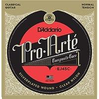 D'Addario 达达里奥 Pro-Arte Composites EJ45C 标准张力复合古典吉他弦