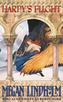"""Harpy's Flight (The Ki and Vandien Quartet, Book 1) (Windsingers series) (English Edition)"",作者:[Lindholm, Megan]"