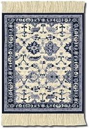 杯垫小地毯 MWD-C 亚洲收藏鼠标垫 - 印度风格
