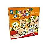 """Noris Spiele 606011638 – """"Schnapper-la-papp"""" 抢卡片游戏"""