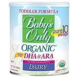BABY'S ONLY ORGANIC DHA&ARA 婴儿奶粉 12.7 盎司(360g)(6罐装)