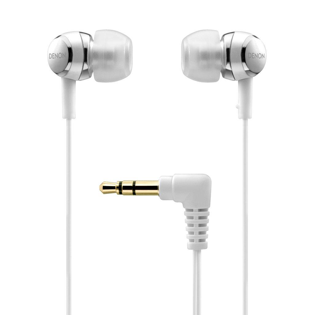 天龙ah-c260 入耳式耳机(白色)