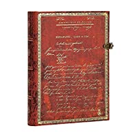 Paperblanks 笔记本 拿破仑 250  周年纪念日主题 横线