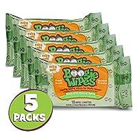 BOOGIE WIPES 盐水婴儿湿巾 清新香味 5 packs 10