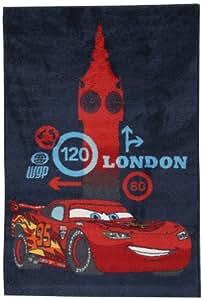 ABC Viva 舒适系列 Disney 汽车伦敦地毯 100 x 150 厘米