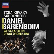 巴伦博伊姆指挥柴科夫斯基、勋伯格作品 Barenboim-Tchaikovsky/Schoenberg(CD)