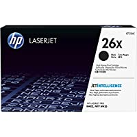 HP 26X (CF226X) 黑色高产量原装墨盒适用于 HP LaserJet Pro M402 M426