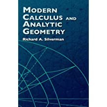 Modern Calculus and Analytic Geometry (Dover Books on Mathematics) (English Edition)
