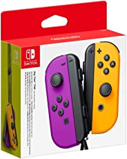 Nintendo 任天堂 Switch 游戲機 Joy-Con 左右手柄 紫黃