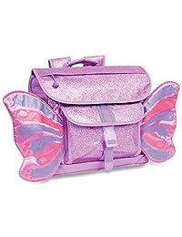 Bixbee Little Girls' Sparkalicious Butterflyer Backpack