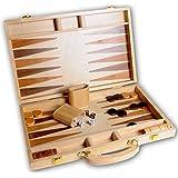 Backgammon 木头 48x38cm