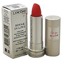 LANCOME rouge IN LOVE 高 potency 颜色唇膏,3.4?gram