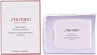 Shiseido Pureness资生堂纯净卸妆棉湿巾,男女皆宜,1.3盎司(37克)