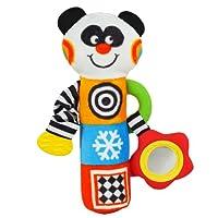LALABABY 拉拉布书 手握系列 小熊猫摇棒