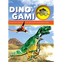 Dino-Gami (Origami Books) (English Edition)