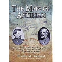 The Maps of Antietam (English Edition)
