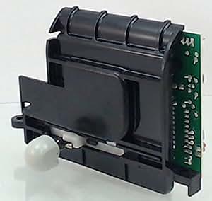 Whirlpool 部件编号 9706649:控制组件(发光旋钮)