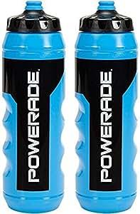 Powerade Squeeze Water Bottle, 32 oz, 2 Piece