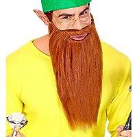 Widmann 01526 长胡须与胡子 适合多种人物 男式 棕色 均码