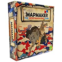 Lafair 家庭游戏地图制作者:Gerrymandering Game