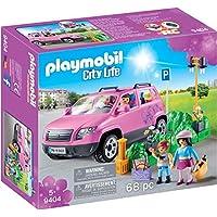 Playmobil 9404 家庭踏车,带停车槽。
