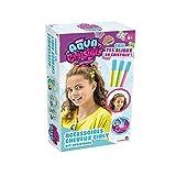 Dujardin - 水蓝色水晶发女孩单件套装,33003,非顾虑