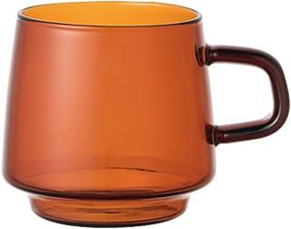 KINTO (KINTO) 杯子_杯子 琥珀色 340ml Sepia 21741.0