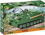 COBI 2236 M113装甲车拼插模型,绿色