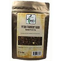 Special Tea Strawberry Mango Pu-erh Tea, 1.41 Ounce