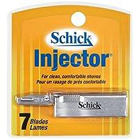 Schick 喷射刀片,7 个盒子 4片装