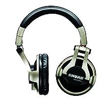 Shure 舒尔 SRH750DJ-CHN 头戴式专业 DJ 耳机