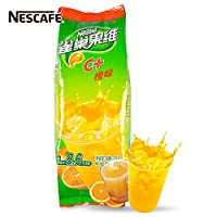 雀巢(Nestle)雀巢果维C 果珍/果汁粉1000g固体饮料 (橙味)