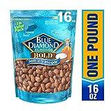 Blue Diamond Almonds 大胆的酸醋味杏仁, 16 Ounce/454g