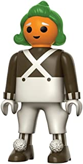 Funko Willy Wonka & The Chocolate Factory Oompa Loompa Playmobil 乙烯树脂人偶