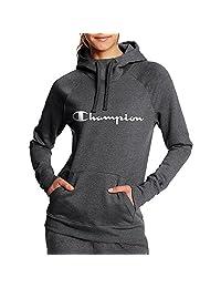Champion Women's Fleece Pullover Hoodie W0934G Y07050