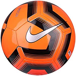 Nike Unisex's NK PTCH TRAIN-SP19 Soccer Ball, Total Orange/Black/Silver, 5