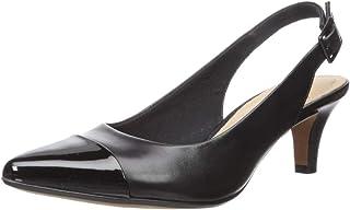 Clarks 女式 Linvale Emmy 高跟鞋
