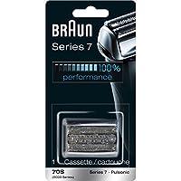 BRAUN 博朗 Pulsonic系列7 70S金属箔&刀头配件,兼容790cc,7865cc,7899cc,7898cc,7893s,760cc,797cc,789cc型号