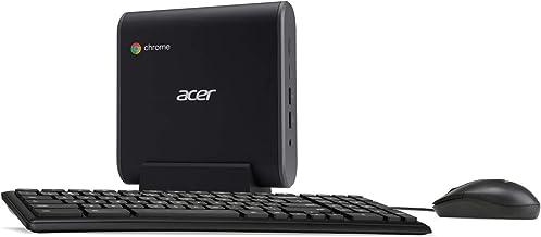 宏基 CXI3 Chromebox - 英特爾酷睿 i7(*八代) i7-8550U 1.80 GHz - 16 GB DDR4 SDRAM - 64 GB SSD - 鉻操作系統