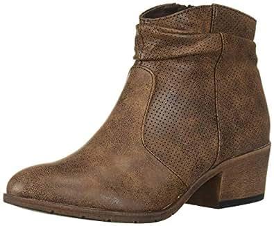 SEVEN DIALS 女士 Udelia 及踝靴 棕色 6
