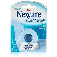 Nexcare 敏感肌肤胶带长期 adhesion 去除 cleanly 的理想选择 THOSE 带 fragile 或敏感肌肤 X 3.7m 4片装