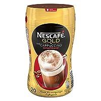 Nescafé 雀巢金牌卡布其諾脫咖啡因咖啡(罐裝) 250g, 5件裝
