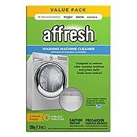 Affresh W10549846 洗衣机清洁剂,5片,7.0盎司,200克